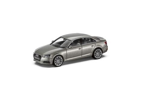 Audi originales a4 8w b9 limousie maqueta de coche 1:87 cuveesilber plata 5011504112