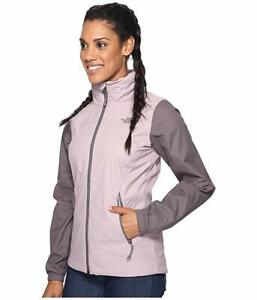 The-North-Face-Womens-Resolve-Plus-Jacket-Past-Season-Quail-Grey-Size-Small