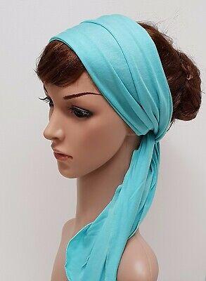 hair tie headscarf head wrap hair wrap Stretchy headband hair bandanna