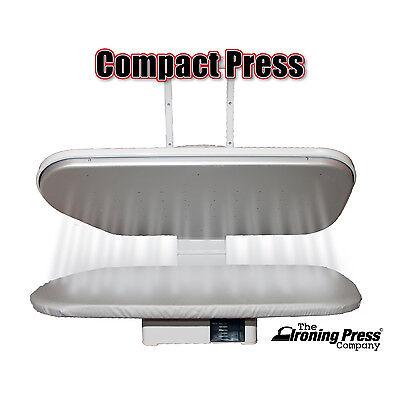 Steam Iron Press 56cm, 1350watt, 38 Steam Jets + Extra FREE Cover & Foam RRP £35