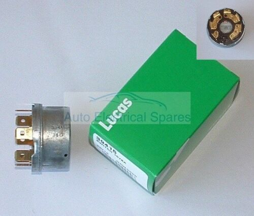 ignition switch LAND ROVER 88 90 110 TRIUMPH TR6 Lucas 39415 157SA column lock