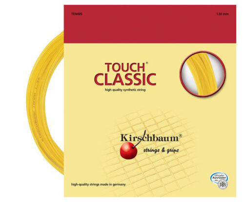 Kirschbaum Touch Classic Tennis String Set