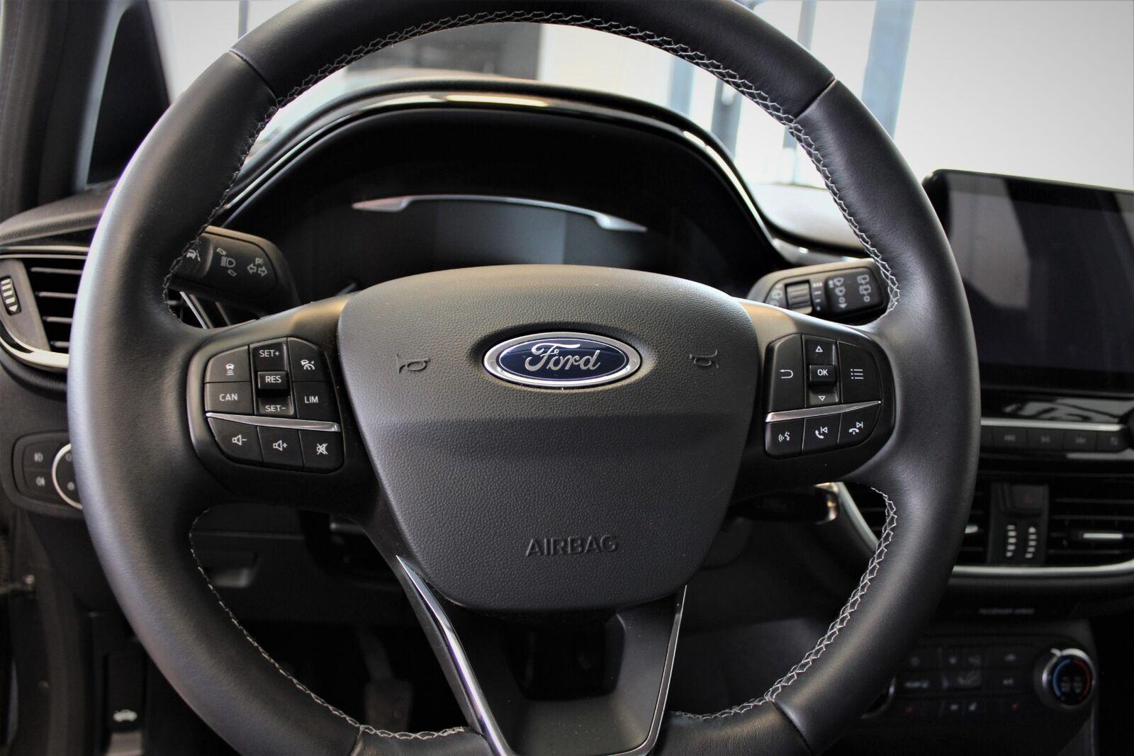 Ford Fiesta 1,0 EcoBoost Titanium - billede 7