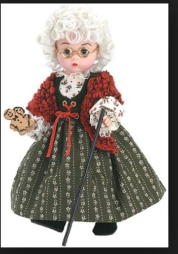 Madame Alexander LITTLE OLD LADY DOLL NEW IN BOX 35620 RARE CUTE Grandma NIB