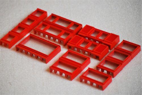 Lego® City Nostalgie 15 verschiedene Fenster