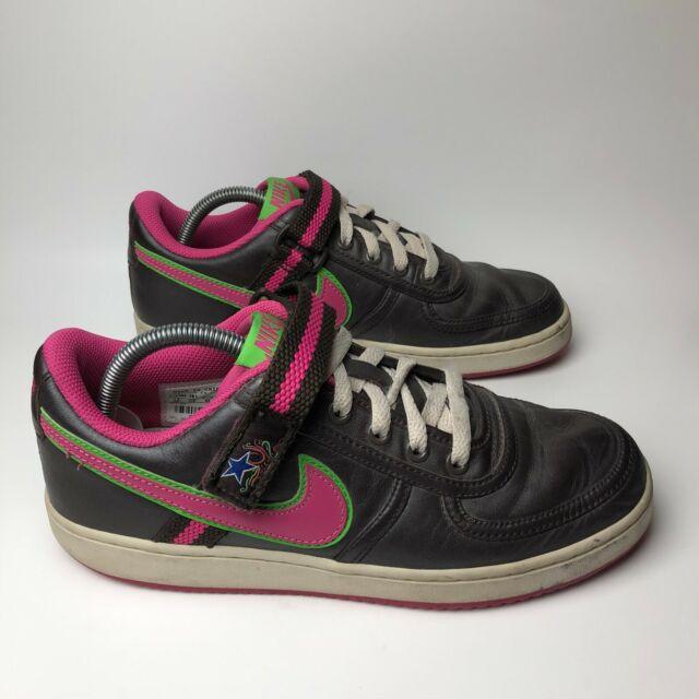 Nike Women's Vandal Low Dark Cinder Retro Shoes Size 10 Strap Retro 312492-261
