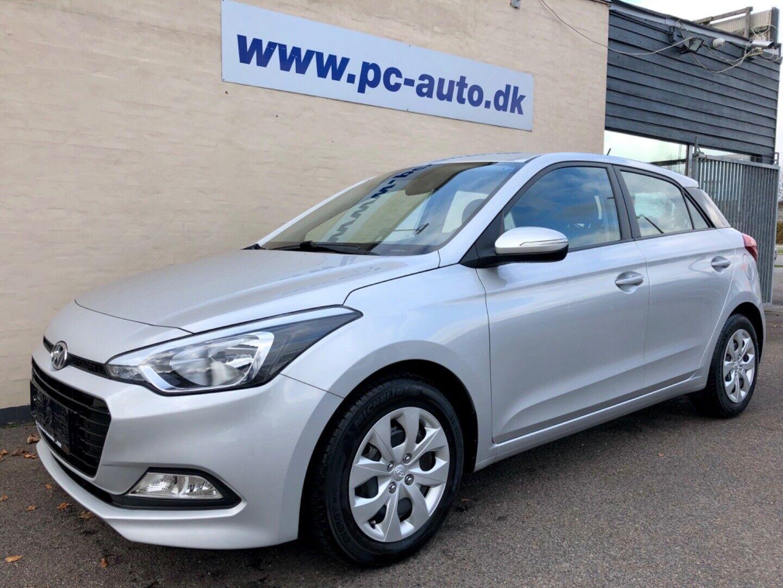 Hyundai i20 1,0 T-GDi Passion 5d - 109.900 kr.