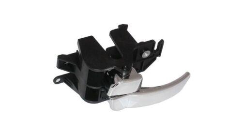 CHROME INNER INTERIOR DOOR HANDLE REAR LEFT NEAR SIDE for NISSAN PATHFINDER R51