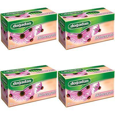 DOGADAN TURKISH APPLE Tea GREEN Tea FORM HERBAL Tea FRUIT Tea ( 4 Box X 20 Bags)
