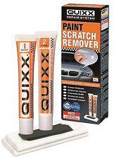 QUIXX 2 Step Car Vehicle All Paint Scratch Scuff Restorer Remover Kit #Q1