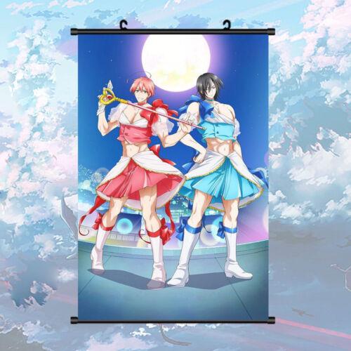 0818-Anime Magical Girl Ore Uno Saki Mikage Sakuy Wall Scroll Poster 40*60cm