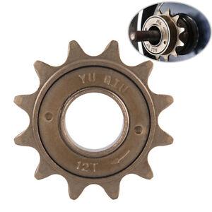 12-t-dents-monovitesse-roue-libre-pignon-Gear-accessoires-de-velo-roue-libre-FM