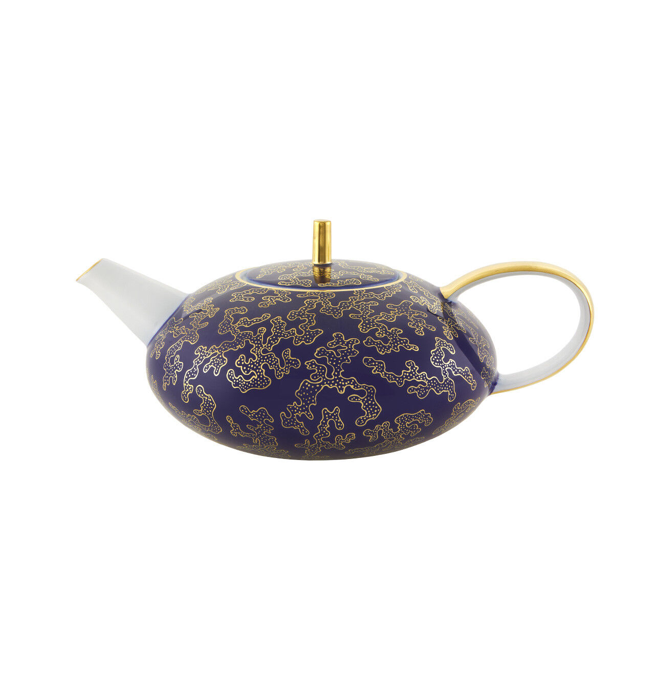 Vista Alegre Caillouté Tea Pot