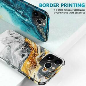 Luxury Marble Tempered Glass Case Cover For Apple iPhone X XS XR Max 10 8 7 Pro