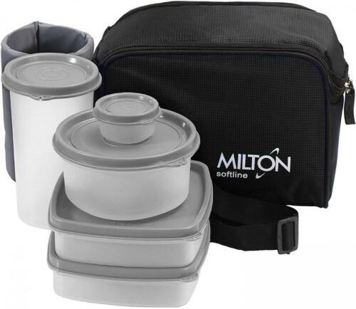 Adultes Hommes Femmes étanche... Milton 5 Pc Set Sac-Repas Isotherme Boîte Kit