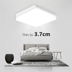 LED-Ceiling-Lamp-Down-Light-Ultra-Thin-Flush-Mount-Bedroom-For-Home-Lighting-x1