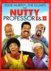 Nutty Professor I & II 0025192953729 With Eddie Murphy DVD Region 1