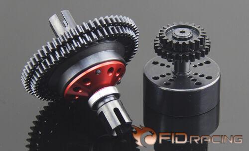 oil tank for LOSI DBXL 1//5 rc car FID 2 speed gear transmission