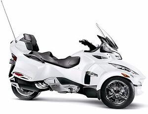 2012 can am spyder rt s rt limited sm5 se5 roadster service repair rh ebay com 2012 Can-Am Spyder Problems 2012 Can-Am Spyder Accessories