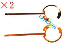 2 PCS Lens Zoom Aperture Flex Cable For Tamron AF 28-75mm 1:2.8 (For Nikon)