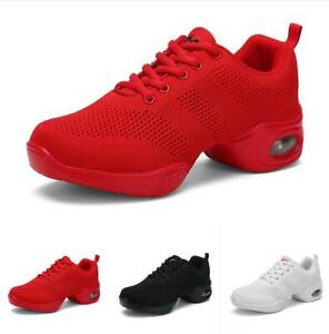 Mens Breathable Lace Up Creeper Sport Shoes Running Trainers Athletic Leisure Sz