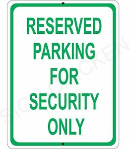 PARKING LOT RESERVED PARKING SIGN CUSTOMERS ONLY CUSTOMER PARKING PARKING
