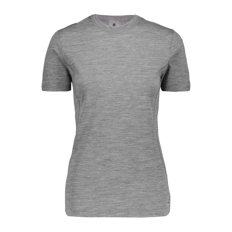 CMP Funktionsuntershirt First Layer WOMAN T-SHIRT hellgrey wärmend