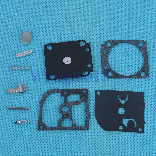 Carburateur Carb Rebuild Kit Pour Poulan P4018 P3416 PPB4218 P4018 gaz Scie