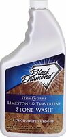 Black Diamond Sw Qt Limestone And Travertine Stone Wash, 32-ounce , New, Free Sh on sale