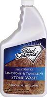 Black Diamond Sw Qt Limestone And Travertine Stone Wash, 32-ounce , New, Free Sh