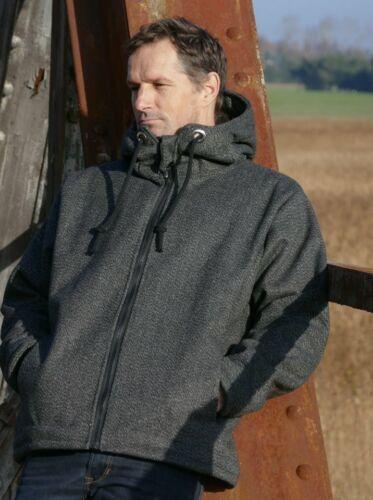 hilo escarabajo talla 2 XS hasta 4 XL nº 54 Papel patrones de corte Softshell chaqueta señores V