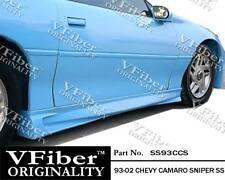 1993-2002 Chevrolet Camaro 2dr VFiber Body Kit Sniper Side Skirt
