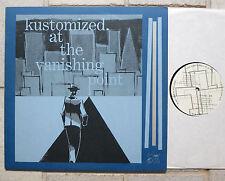 Kustomized – At The Vanishing Point  Vinyl  LP    Matador
