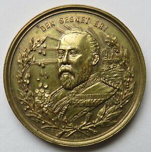 Suedafrika-South-Africa-deutsche-Spott-Medaille-1902-auf-den-Burenkrieg
