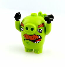 #e6276 Lego Minifigur Angry Birds Schwein Foreman Pig * 75826 *