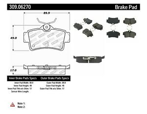 StopTech-Sport-Brake-Pads-fits-1994-2004-Ford-Mustang-STOPTECH