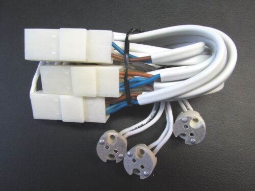 10 x 3 versions gu5.3 paulmann Halogène versions transformateur Câble 220v-12v Câble
