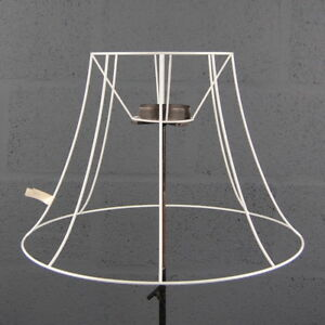 20 bowed empire traditional light shade wire frame for diy image is loading 20 034 bowed empire traditional light shade wire keyboard keysfo Images
