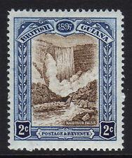 BRITISH GUIANA 1898 2c BROWN & INDIGO SG 217 MNH/ FAIR.