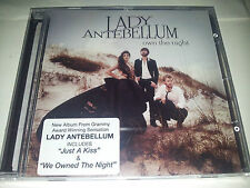 cd musica LADY ANTEBELLUM Own the night