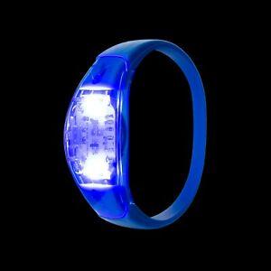 2-96 Son Activé LED Bracelet Allumer Clignotante Voix Contrôle Musique