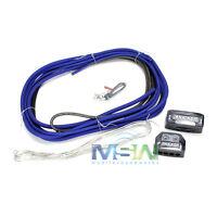 Kicker Pkd4 4 Awg Power Multi/dual Amplifier Wire Installation Kit Car Amp Pkd-4