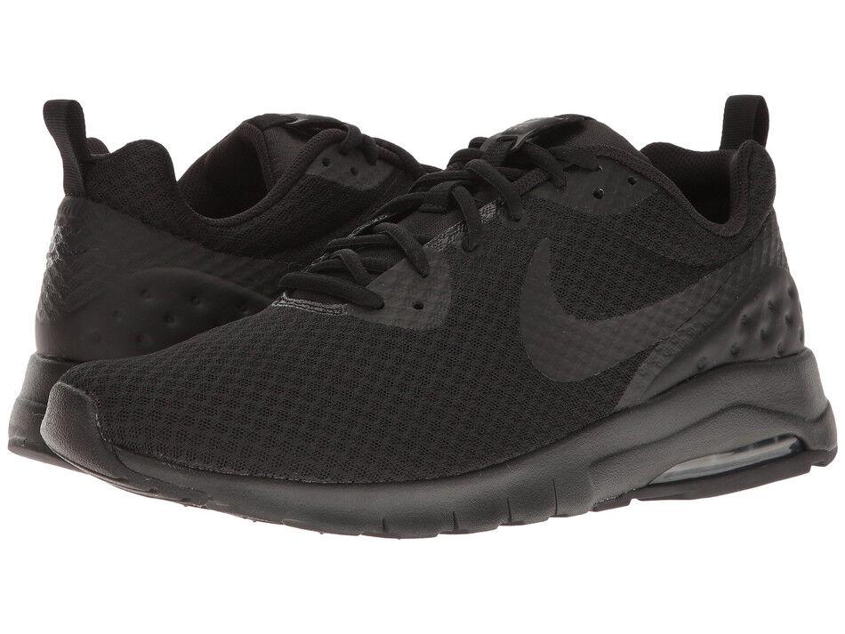 Nike Air Max Motion Lw Nero/Nero-Anthracite Uomo Running Shoes