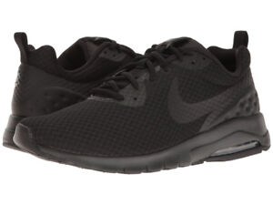 cheap for discount 98223 be6e0 Image is loading Nike-Air-Max-Motion-Lw-Black-Black-Anthracite-