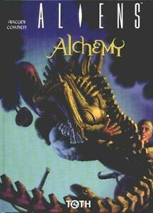 John-Arcudi-amp-Richard-Corben-Aliens-Alchemy-editions-Toth