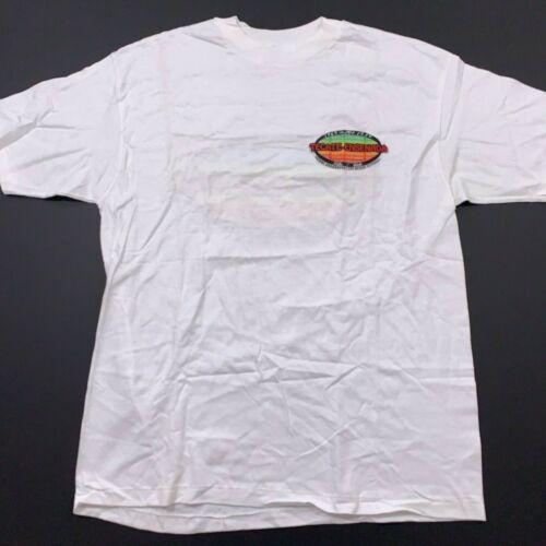 Vintage 1989 Tecate Beer Shirt Sz XL Mens Logo Ens