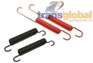 Land-Rover-Serie-Defender-SWB-88-90-Frein-Arriere-Chaussures-Pull-off-Springs-10-034-tambours