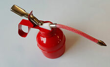 Flessibile Beccuccio PISTOLA OLIO può 350cc pompa lubrificazione oiler