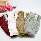 kLace Leg Warmers Boot Socks Girls Womens Cuff Crochet Knit Toppers Knee Legging