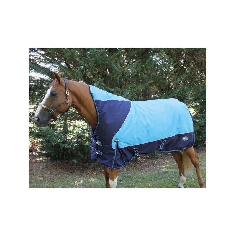 Blanket Pro 300 H -Performance- Dark bluee  Light bluee 125CM